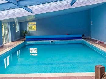 New Enlarged Swimming Pool