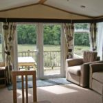 Caravan French Doors