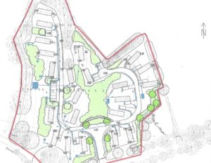 New Lodge Development Plan