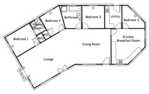 The Chubbs Floor Plan