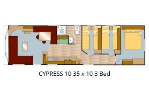 Cypress 10 floorplan